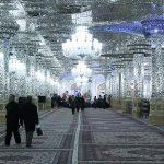 رواق دارالمرحمه، تجلی معماری ایرانی اسلامی